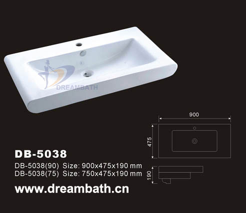 Bathroom Countertop Sink