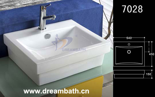 Porcelain Bath Sink