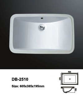 Bath Undermount Sink